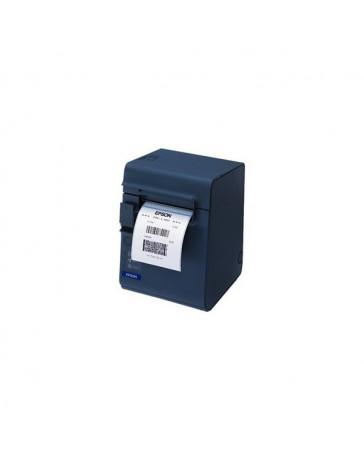 IMPRESORA TICKETS EPSON TM-T90II USB+RS232 NEGRA