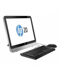 "ALL IN ONE HP 20-2201NS AMD E1-6010 4GB 500GB 19.45"" W8.1"