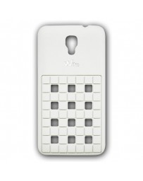 CARCASA WIKO BLOOM BLANCO