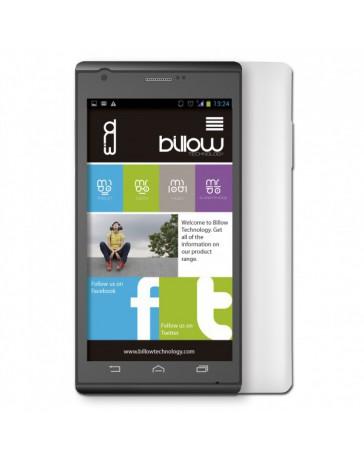 "TELEFONO SMARTPHONE BILLOW S47QHDW 4.7"" 8GB BLANCO"