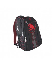 MALETIN KEEP OUT MOCHILA BK7R NEGRO/ROJA