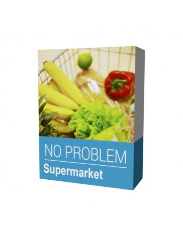 SOFTWARE TPV NO PROBLEM SUPERMARKET