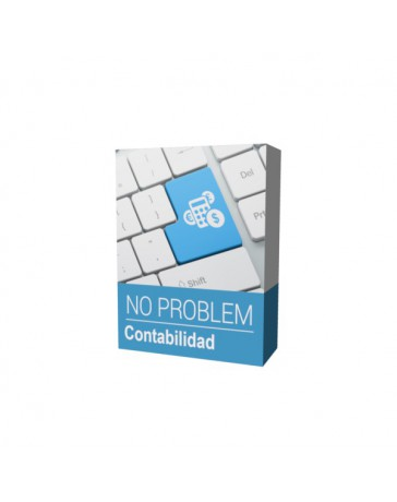 SOFTWARE TPV NO PROBLEM MODULO CONTABILIDAD