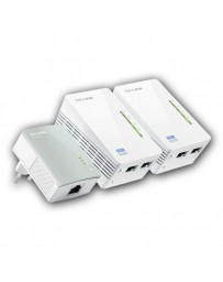 POWER LINE TP-LINK AV500 WIFI TL-WPA4220T KIT