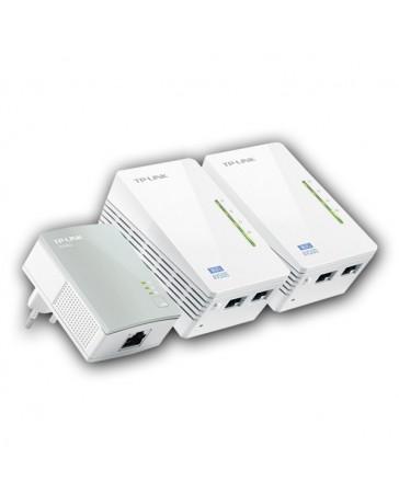 POWER LINE TP-LINK AV500 WIFI TL-WPA4220T KIT