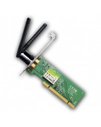 ADAPTADOR TP-LINK WIFI INTERNO PCI 300MBPS*