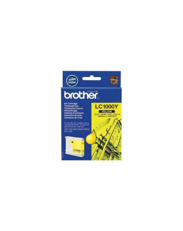 INK JET BROTHER ORIG LC1000Y 130C/240C/330C*