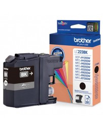 INK JET BROTHER ORIG LC223BKBP MFCJ4420DW/4620DW