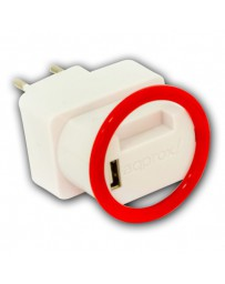 CARGADOR APPROX USB ALIM.PARED APPUSBWALLV4*