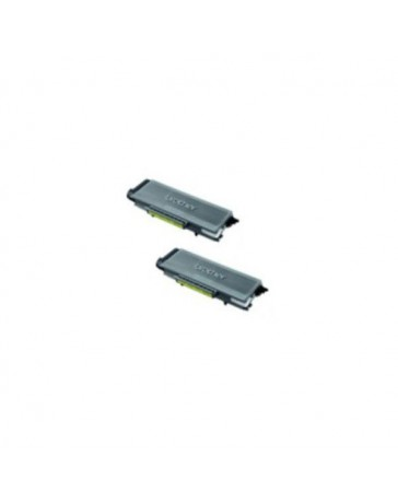 TONER BROTHER ORIG. TN3390 TWIN (PACK 2 UNID)