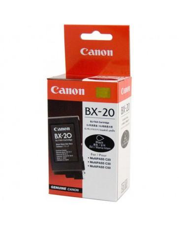 CARTUCHO FAX CANON ORI.BX20
