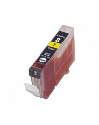 INK JET CANON ORIG.IP4200/5200 CLI8Y AMARILLO