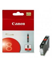 INK JET CANON ORIG.IP4200/5200/R CLI8R ROJO