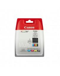 MULTIPACK CANON ORIG. CLI-551 C/M/Y/BK 7 ML