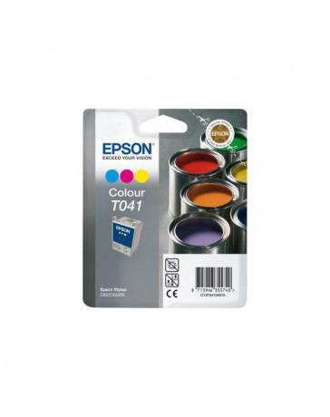 INK JET EPSON ORIGINAL C13T041040 COLOR
