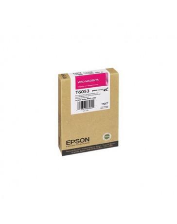 INK JET EPSON ORIGINAL C13T6053 MAGENTA
