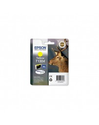 INK JET EPSON ORIGINAL T1304 AMARILLO
