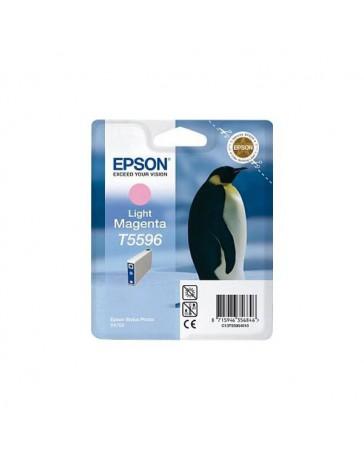 INK JET EPSON ORIGINAL C13T559640 MAG.CLARO