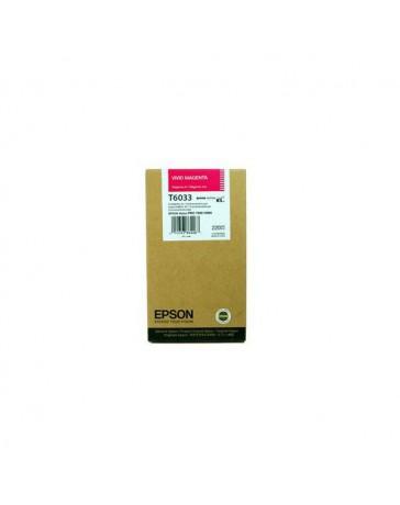 INK JET EPSON ORIGINAL C13T603300 DOBLE MAG