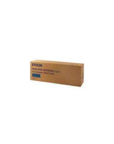 TONER EPSON ORIG. ACULASER C900/1900 CIAN