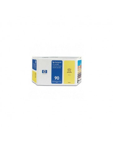 INK JET HP ORIG. C5064A Nº90 AMARILLO (225 ML
