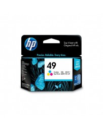 INK JET HP ORIG. 51649A COLOR Nº49