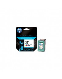 INK JET HP ORIG. CB337EE Nº351 COLOR