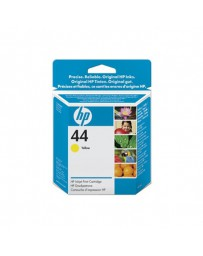 INK JET HP ORIG. 51644Y AMARILLO