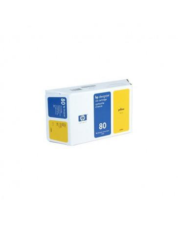 INK JET HP ORIG. C4848A Nº80 AMA 350ML