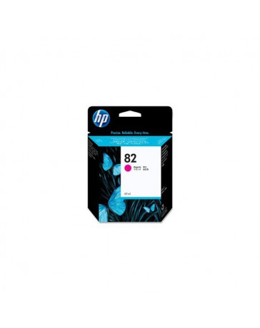 INK JET HP ORIG. C4912A Nº82 MAG 69 ML