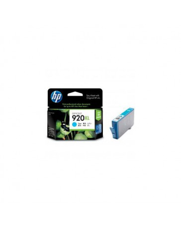 INK JET HP ORIG. CD972AE Nº920 XL CYAN