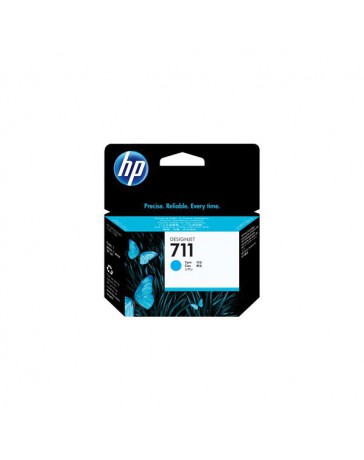INK JET HP ORIG. CZ130A Nº711 CIAN 29ML