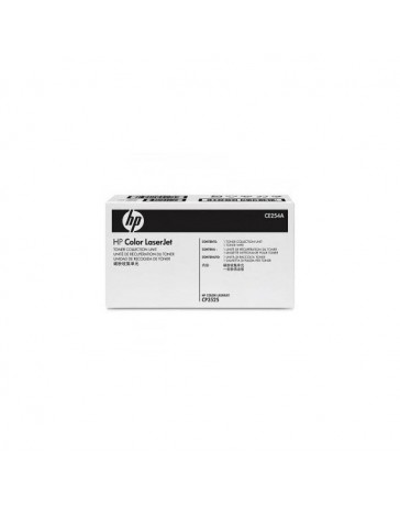 BOTE RESIDUAL HP ORIG. CE254 A 36.000 PAG.