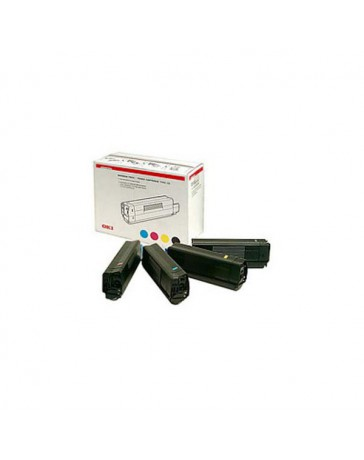 TONER OKI ORIG. C5100/5200/5300 PACK BK/A/M/C