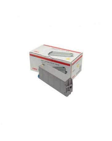 TONER OKI ORIG. C7100/7300/7500 AMARILLO