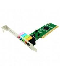 TARJETA SONIDO APPROX 5.1 PCI 32BIT APPPCI51 *