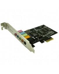 TARJETA SONIDO APPROX 5.1 PCIE32BIT APPPCIE51 PERFIL BAJ/ALT