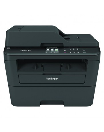 MULTIFUNCION BROTHER MFCL2740DW FAX LASER MO*