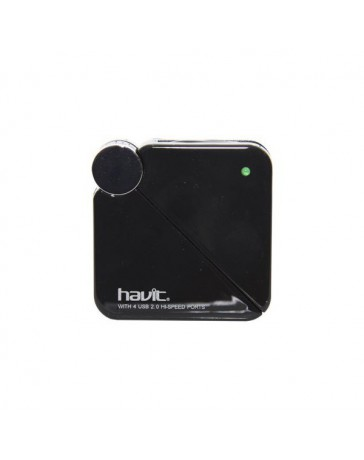 HUB HAVIT HV-H80 4 PORT USB NEGRO