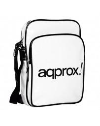 """MALETIN APPROX BOLSO 10.2"""" APPNBR02W BLANC"""
