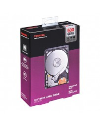 "DISCO DURO TOSHIBA INTERNO 500GB SATA 2.5""*"