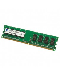 DIMM DDR2 1GB (800) INTEGRAL