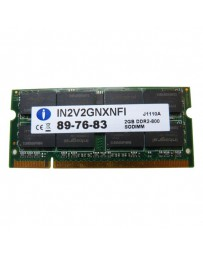 SO DIMM DDR2 2GB (800) INTEGRAL