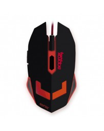 RATON APPROX GAMING OPTICAL WIRED NEGRO/ROJO APPFIRE