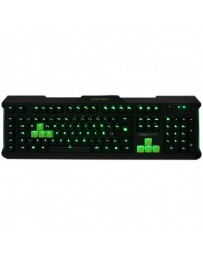 TECLADO KEEP OUT GAMING 3 PROF / 8 KEYS/MECANICO F100S