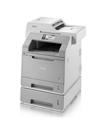 MULTIFUNCION BROTHER MFCL9550CDWT LASER COLOR CON FAX