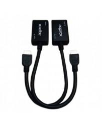 ADAPTADOR APPROX HDMI - RJ45 EXTENDER HASTA 30MTR. APPC14