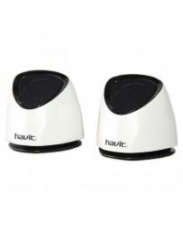 ALTAVOCES HAVIT HV-SK608 BLANCO 2.0 USB