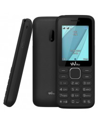 TELEFONO MOVIL WIKO LUBI 4 BLACK 1.8""