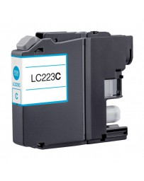 INK JET COMP BROTHER LC223C CIAN
